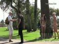 工口動畫:赤裸女子街頭惡の戲弄